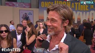 Brad Pitt Jokes About Why He Had Never Worked with Leonardo DiCaprio