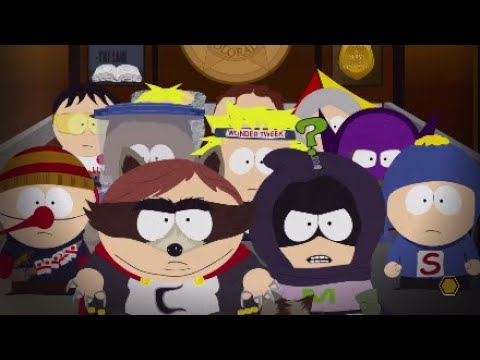Black Lives Matter*   South Park Fractured But Whole