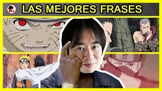 Naruto: Las 7 MEJORES FRASES de todo Naruto Shippuden