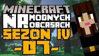 """Minecraft na """"modnych"""" obcasach Sezon IV #07 - Z Lucjanem do Netheru"""