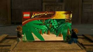 Gameplay Lego Indiana Jones 2: The Adventure Continues.wmv