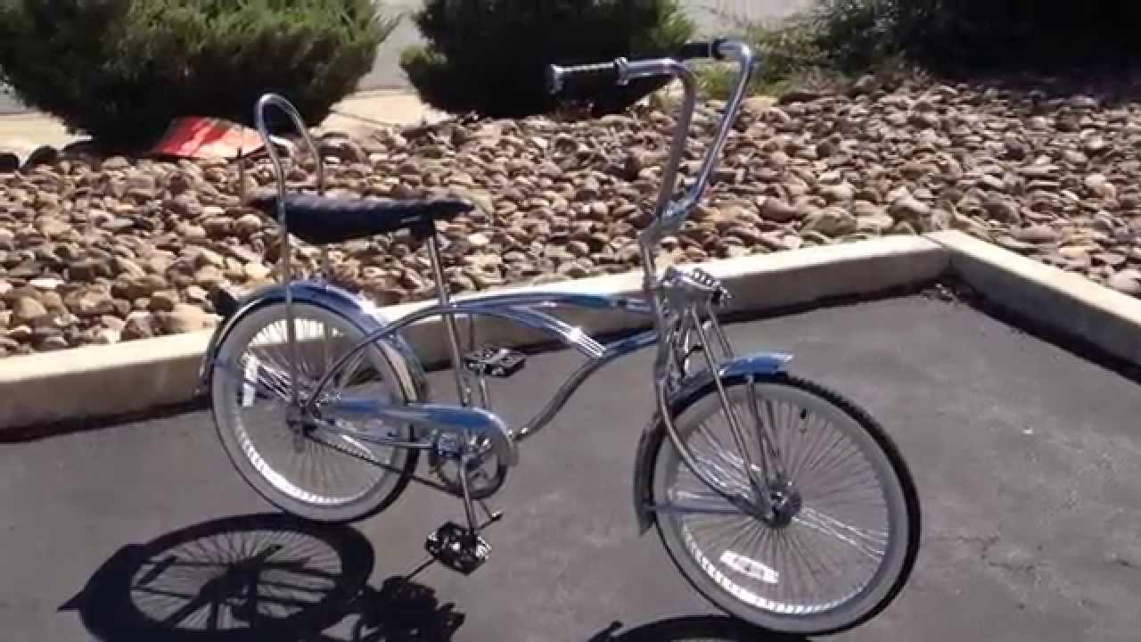 Prince Lowrider Bike Youtube