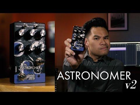 Matthews Effects The Astronomer V2 - Celestial Reverb
