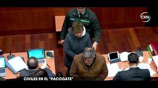 Caso Pacogate: Este lunes fueron formalizados 12 carabineros  - CHV NOTICIAS
