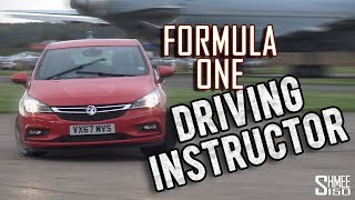 Learn to RACE with a Formula 1 Driving Instructor! | EXPERIENCE