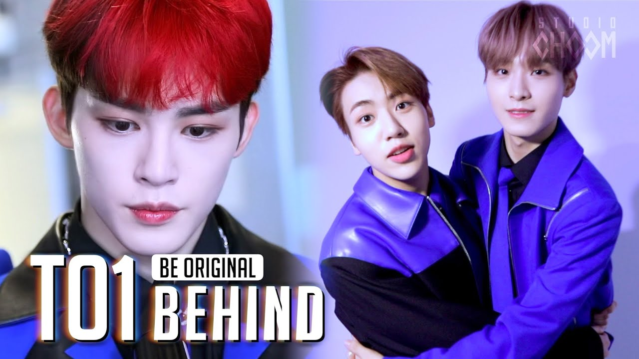 [BE ORIGINAL] TO1(티오원) 'Son of Beast' (Behind) (ENG SUB)