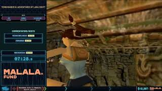 Tomb Raider III: Adventures of Lara Croft by Beckski93 in 1:13:17 - Fleet Fatales 2020