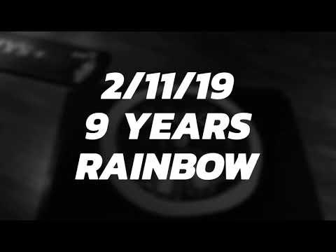 9 χρονια Rainbow Metal Club