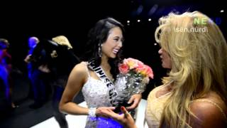 Miss Nevada USA 2014 - Elisa Chan (Miss Congeniality, Miss Photogenic, Best Evening Gown)