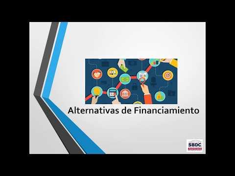 Alternativas de Financiamiento – Programa Caguas Compite