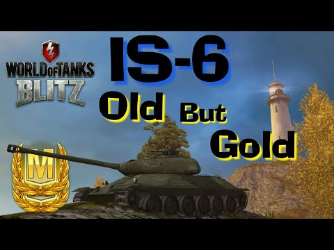 WOT Blitz IS-6 Old But Gold