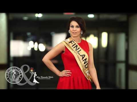 Miss Globe 2015 - Finland