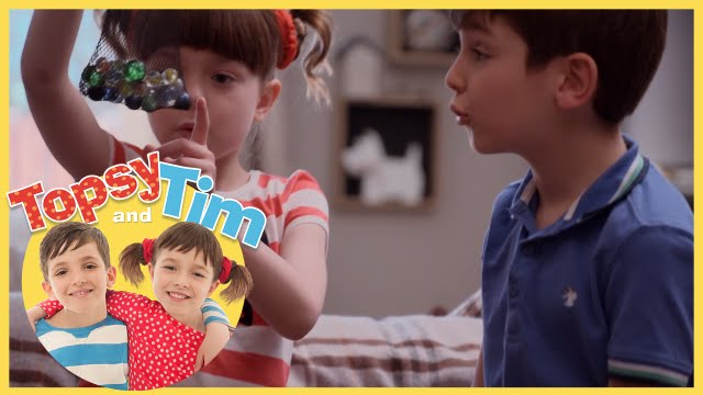 Topsy And Tim Marble Run (series 1, Episode 7) Youtube