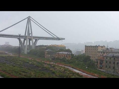 إيطاليا: انهيار جسر للسيارات في جنوى وأنباء عن مقتل عشرات الأشخاص  - نشر قبل 1 ساعة