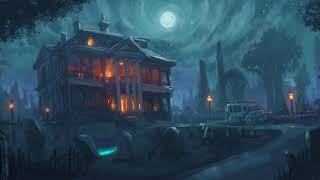 Haunted Mansion x Power Glove (Mashup)