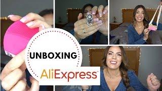 UNBOXING abriendo  MUCHÍSIMOS paquetes de  ALIEXPRESS