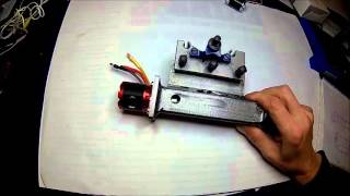 the smarter tool post grinder part 1 concept and working prototype