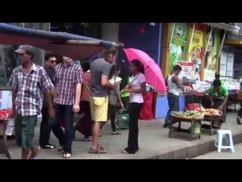 Pickup Games In Myanmar/Burma