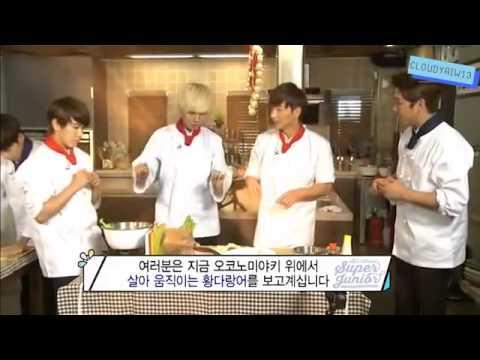 [ซับไทย] All about Super Junior ตอน การแข่งขันทำอาหาร