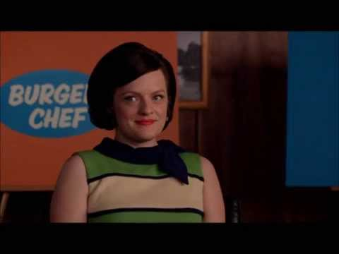 Mad Men: Peggy Olson's Carousel - Every Great Ad Tells a Story