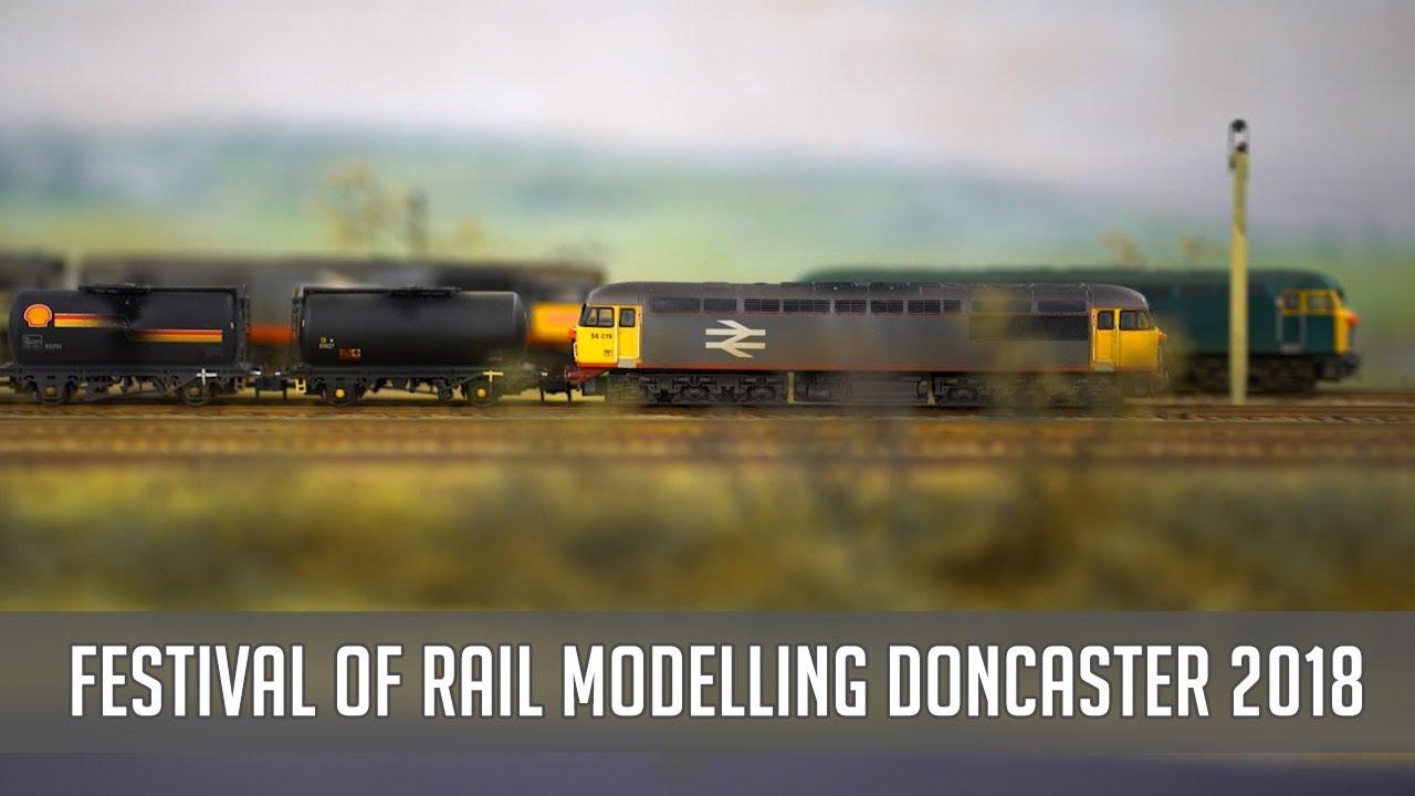 festival of british railway modelling doncaster 2018 youtubefestival of british railway modelling doncaster 2018
