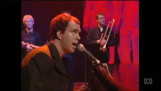 Ben Folds Five - Don't Change Your Plans | LIVE ON THE 10.30 SLOT 1999