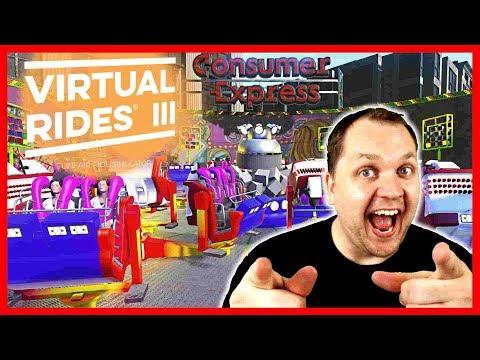 Virtual Rides 3 - Mega Spaß Im Kirmes-Simulator!!