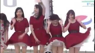 20140321_「ソフテン!」キャスト+GALETTe出演部分@沖縄国際映画祭レッドカーペット