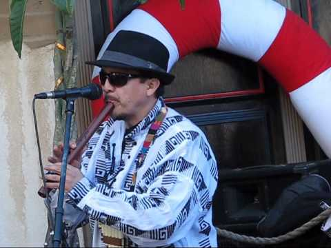 Andean Rhythms and Latin Music in San Diego's Old Town