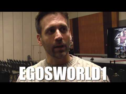 """Max Kellerman on Terence Crawford """"He's a REAL Tough Guy, NOT JUST A BOXER"""""""