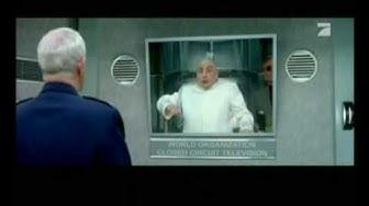 Dr. Evil in Shaba Daba Millionen Yen