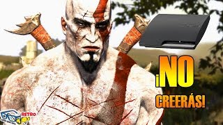 PS3: 10 juegos con gráficos INCREÍBLES que quemaban a la consola | Retro SQS