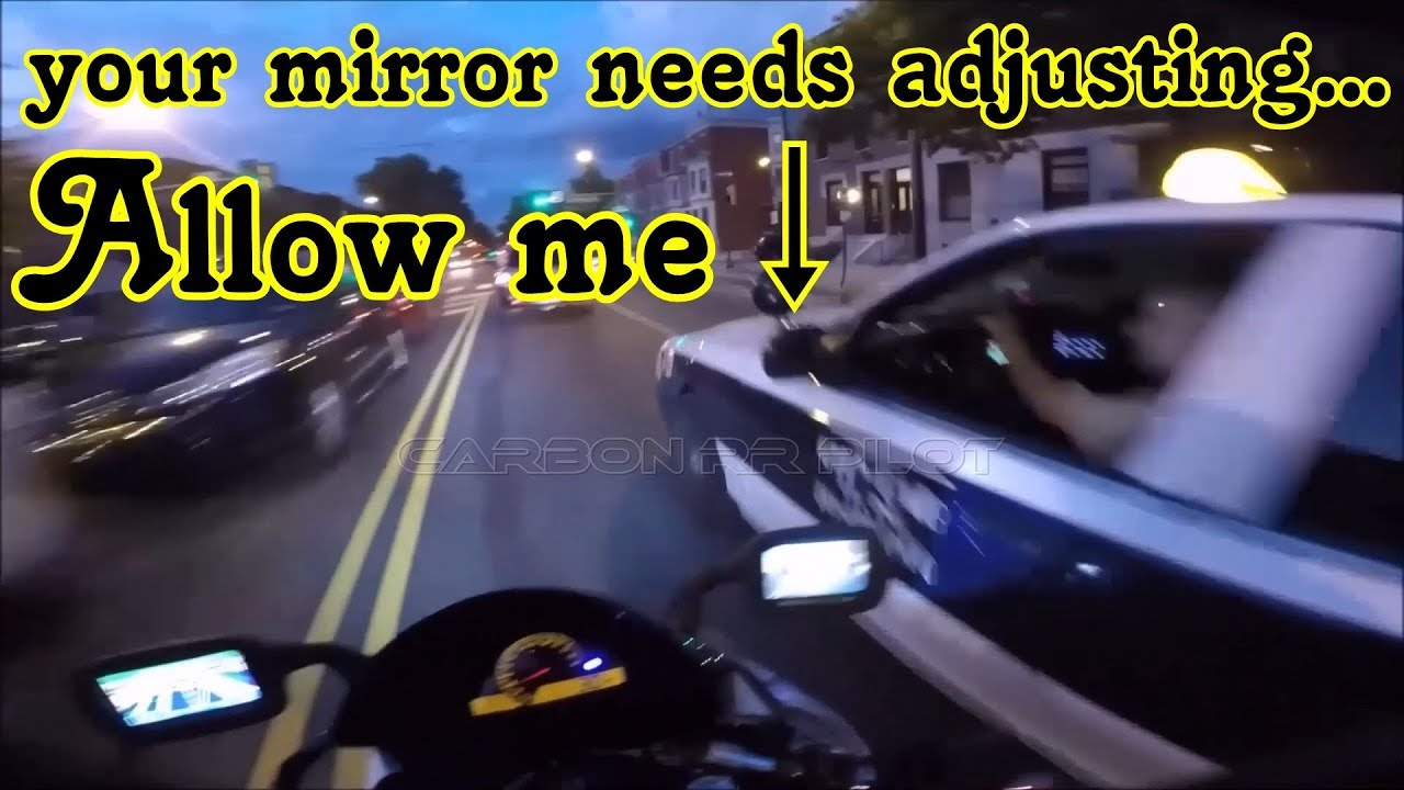 Download Motorcycle moments  philly  2017 mirror adjustments road rage