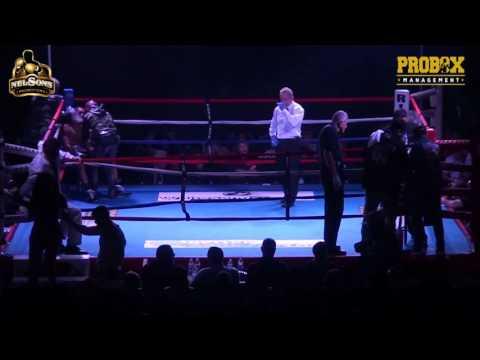 Miguel Cruz vs Ali Mammadov