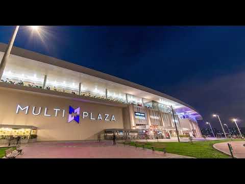 Klarzen Inc. Solar Energy Structural Test - Centro Comercial MultiPlaza - Bogotá, Colombia