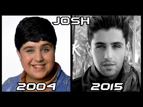 Drake y Josh - Antes Y Después | 2015 | Before And After