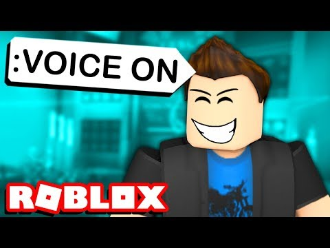 PRANKING PEOPLE WITH ROBLOX VOICE CHAT