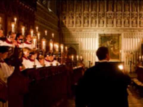 Choir of Magdalen College, Oxford - Magnificat.wmv