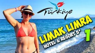 Турция 2021 Limak Limra часть 1 Отели Кемера Турция отдых 2021