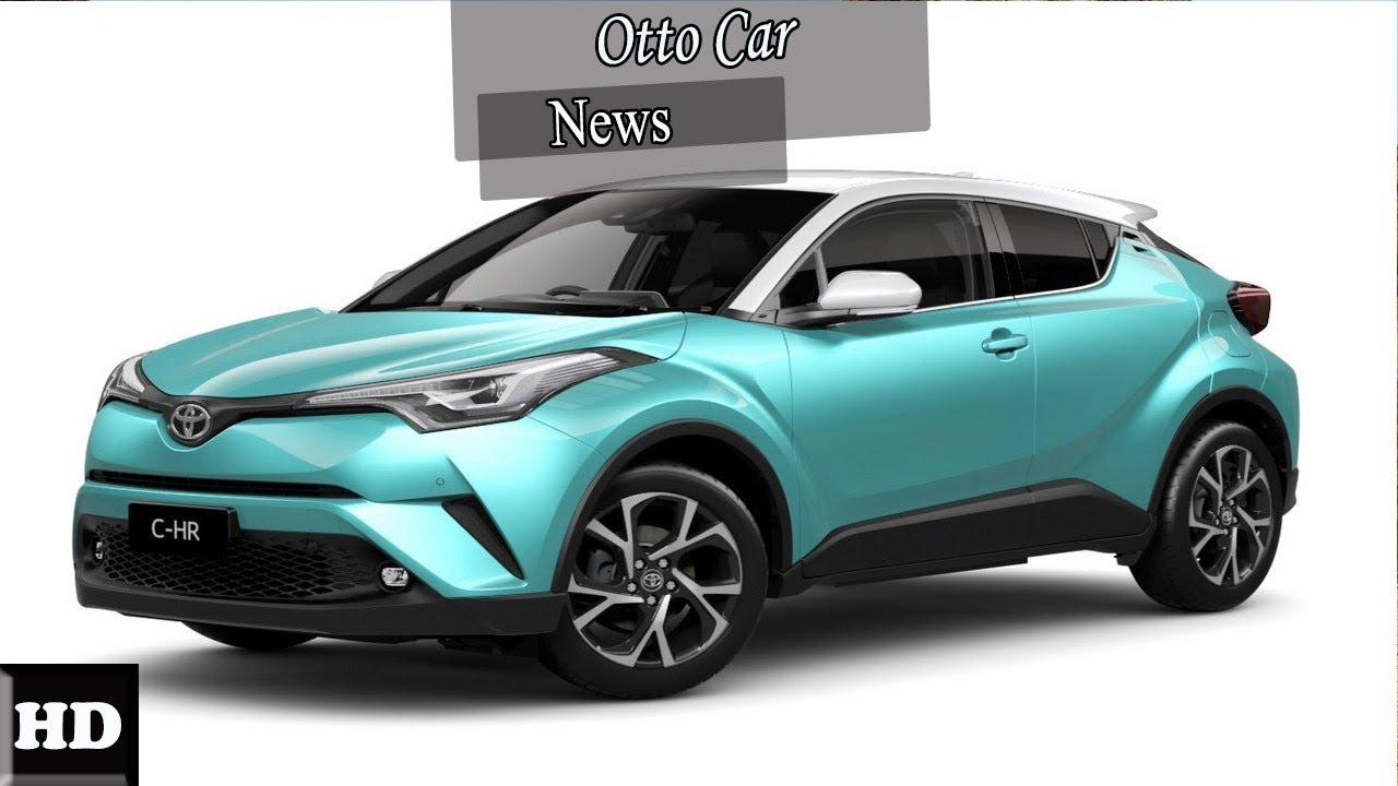 WOW AMAZING !!! 2020 Toyota Chr Price & Spec - YouTube