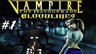 Vampire: The Masquerade – Bloodlines #1