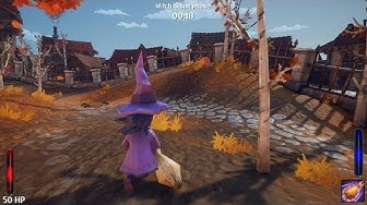 Witch It Gameplay (PC HD) [1080p60FPS]