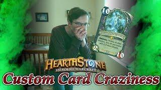Custom Card Craziness #2 Fun Board Clears