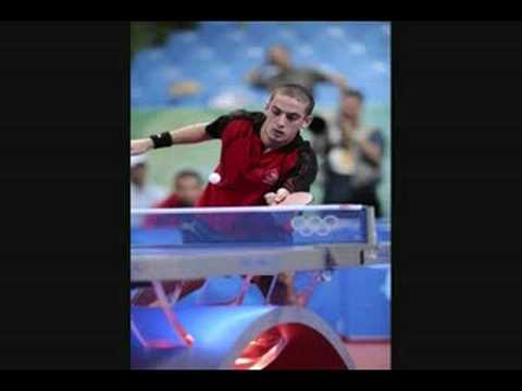 Table Tennis Olympic Games Beijing
