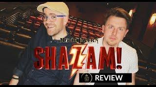 SHAZAM! Movie Review   Tavern Talk