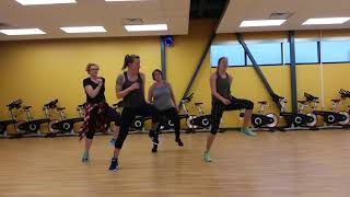 Fitness Dance to Thunder (remix) by Imagine Dragons ft. K. Flay choreo by Beth Jozwik