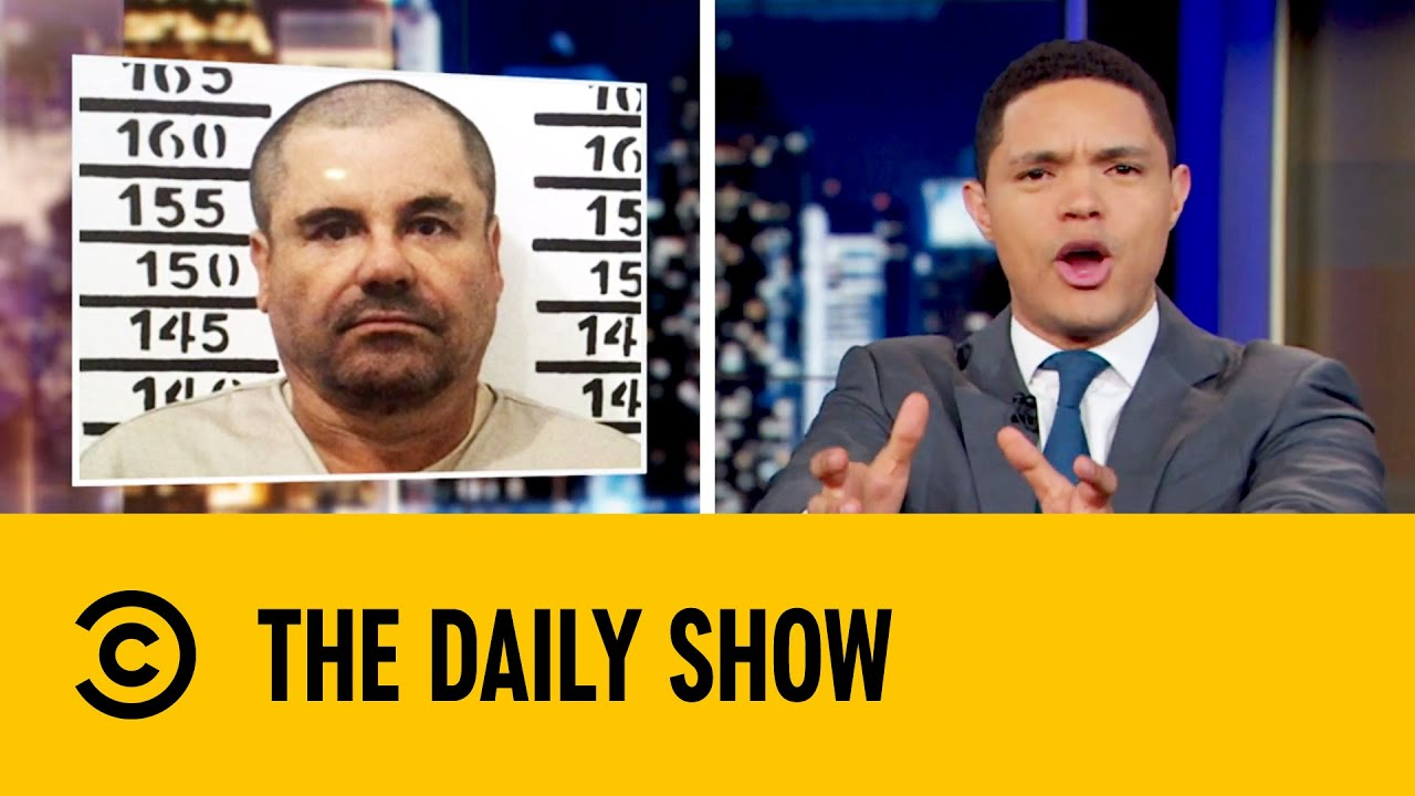 Fashionista El Chapo's Clothing Line | The Daily Show with Trevor Noah