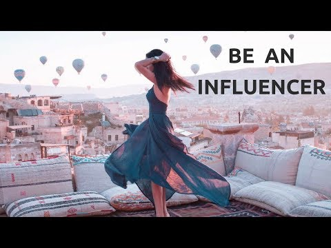 The Bold Brunette shares how to become an INFLUENCER | Elise Darma