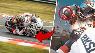 Erstes Mal ELBOW DOWN!!!