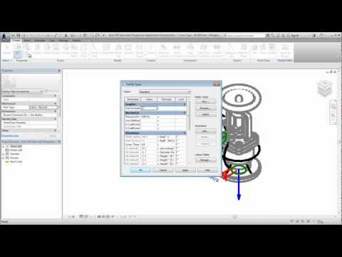 Autodesk Revit: Managing Lookup Tables